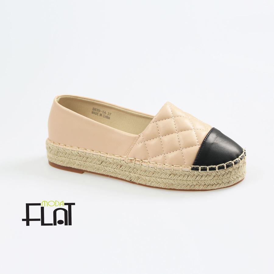 صورة لقسم حذاء فلات نسائى